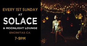 Nena Anderson every first Sunday at Solace & Moonlight Lounge, Encinitas CA